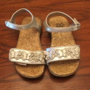 Little Girls Faded Glory Sandals